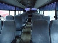 Салон автобуса Kia Kosmos