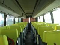 Салон автобуса Mersedes